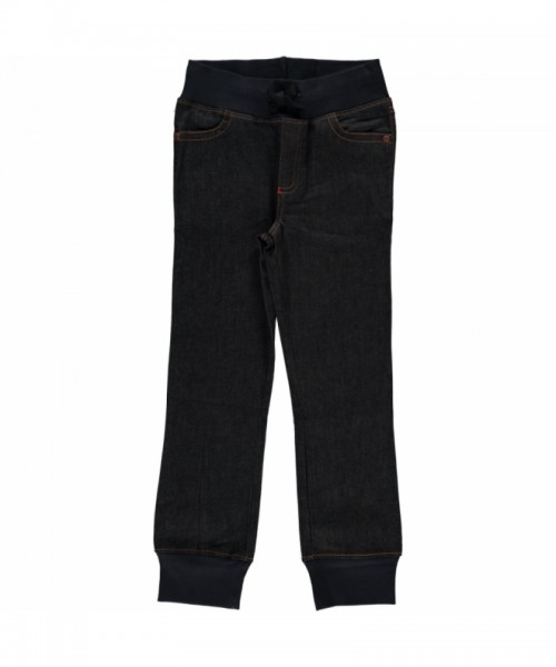 Maxomorra Jeans Rib Denim Blue - Onlineshop für Kinderkleidung