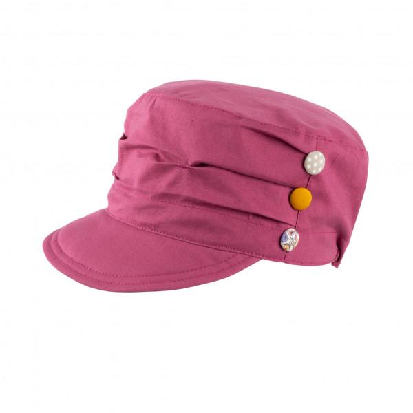 Pure Pure Schirmcap Mädchen Cassis | Kindermützen bei Das bunte Chamäleon in Bambertg und online kaufen