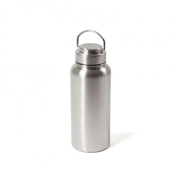 Eco Brotbox isolierte Trinkflasche YANG aus Edelstahl, 1000 ml | Edelstahltrinkflaschen bei Das bunte Chamäleon in bamberg und online kaufen