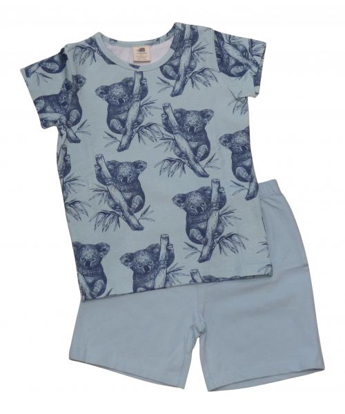 Walkiddy Schlafanzug Koala | Bio-Kinderkleidung von Walkiddy bei Das bunte Chamäleon Bamberg und online
