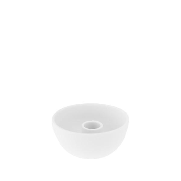 Storefactory Kerzenhalter Lidatorp Mini weiß | Skandinavisches Design bei Das bunte Chamäleon in Bamberg und online