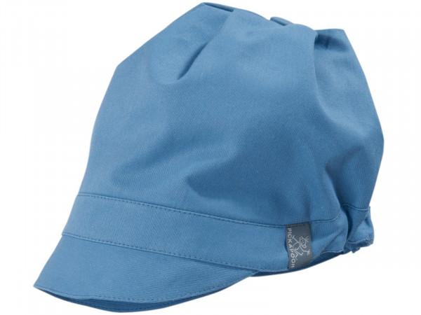 Pickapooh Schirmmütze Luna jeans | Kindermützen aus Bio-Baumwolle bei Das bunte Chamäleon online kaufen