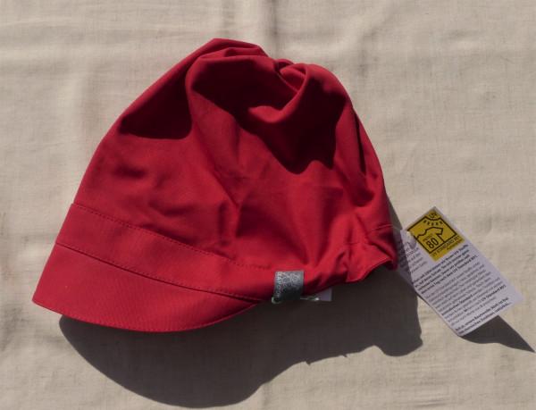 Pickapooh Schirmmütze Luna rot | Kindermützen con Pickapooh bei Das bunte Chamäleon in Bamberg und online