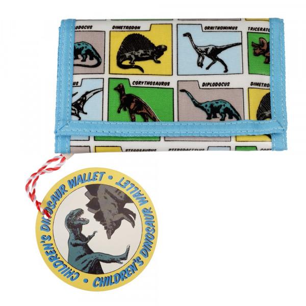 Rex London Kinder-Geldbeutel Dinos   Geschenke für Kinder bei Das bunte Chamäleon in Bamberg und online