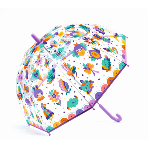 Djeco Kinder-Regenschirm Pop | Kinderregenschirme bei Das bunte Chamäleon in Bamberg und onlien