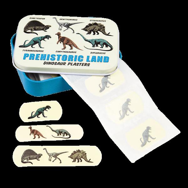 Rex London Pflasterdose Dinosaurier   Fantastische Kindersachen bei Das bunte Chamäleon in Bamberg und online kaufen