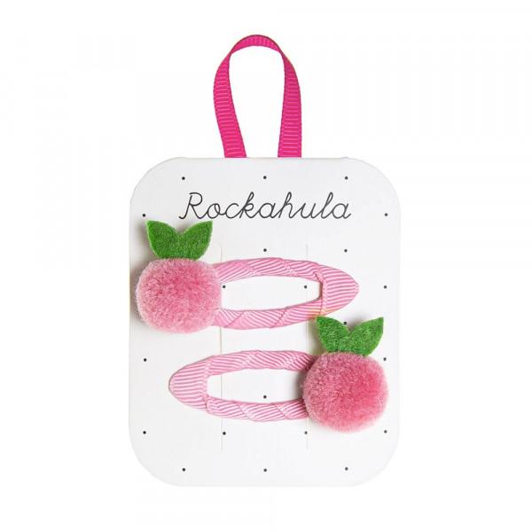Rockahula Kids Haarklammern rosa Früchtchen | Kinderhaarschmuck bei Das bunte Chamäleon in Bamberg und online