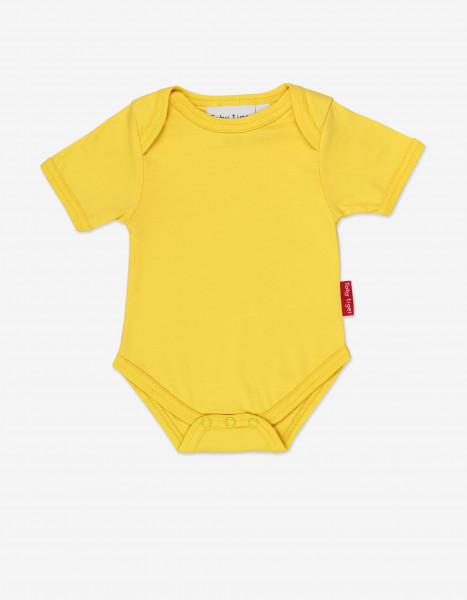 Toby Tiger Body gelb   Bio-Kinderkleidung von Toby Tiger bei Das bunte Chamäleon in Bamberg und online kaufen