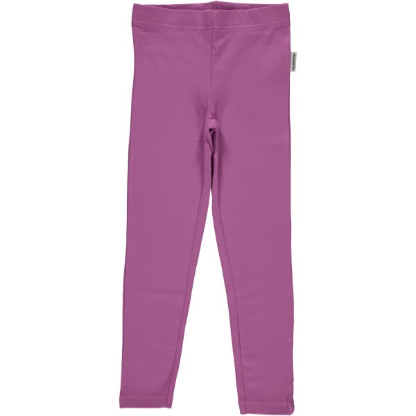 Leggings light purple von Maxomorra; Kinderkleidung von Maxomorra online