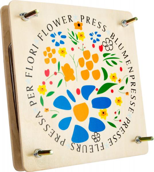 smallfoot Blumenpresse | Nachhaltige Spielsachen bei Das bunte Chamäleon in Bamberg und online