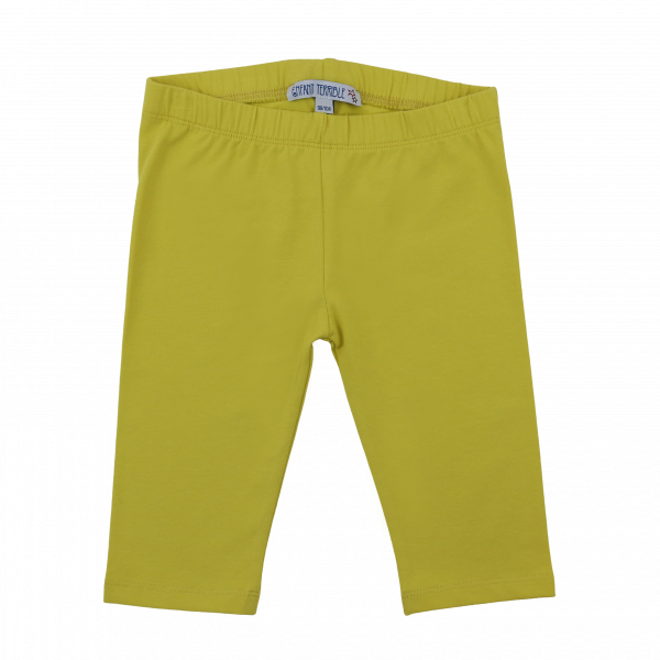 Enfant Terrible 3/4-Leggings lime | Bio-Kindermode bei Das bunte Chamäleon in Bamberg und online