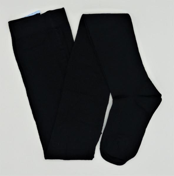 Grödo Bio Damen Strumpfhose Wolle/Baumwolle, schwarz