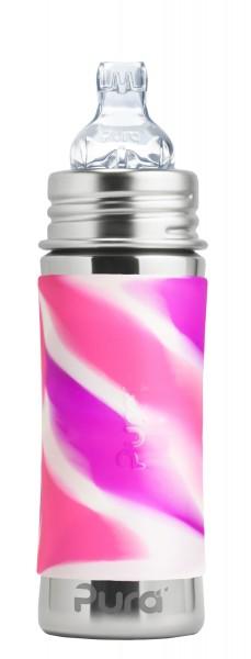 Purakiki Trinklernflasche aus Edelstahl | 100% plastikfrei