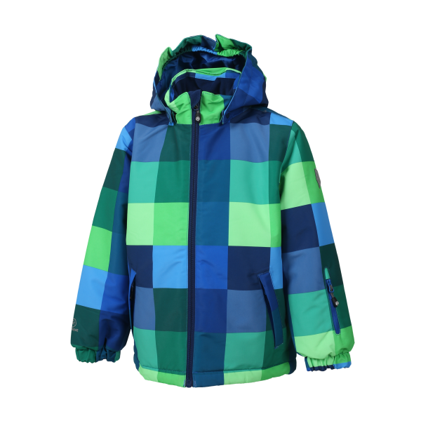 Color Kids Winterjacke Dikson Blau | Color Kids bei Das bunte Chamäleon online