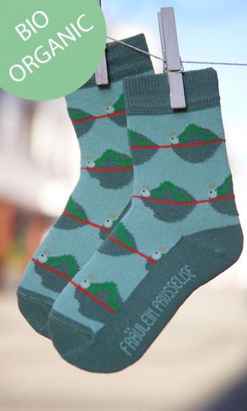 Frl. Prusselise Kindersocken Raupe | Bunte Socken bei Das bunte Chamäleon in Bamberg und online