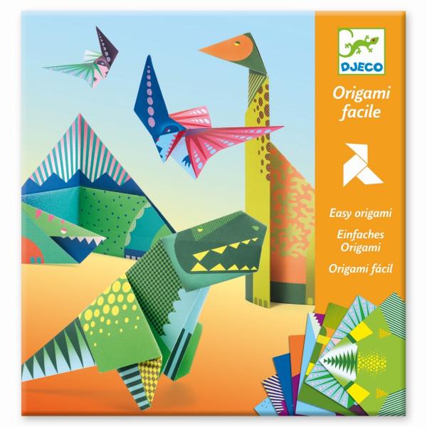 Djeco Bastelset Origami Dinosaurier| Origami für Kinder bei Das bunte Chamäleon in Bamberg und online