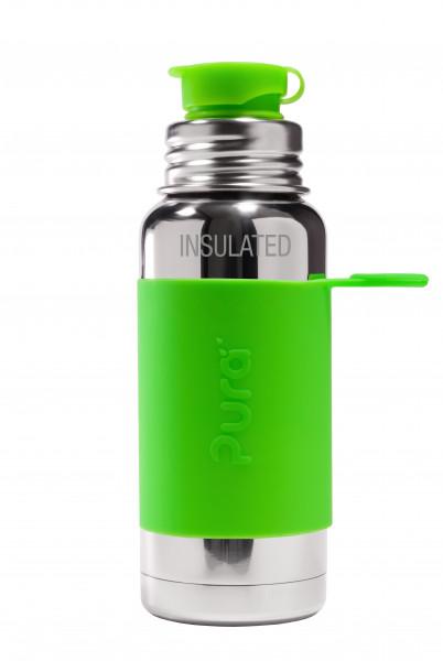 Pura ISO Sportflasche Edelstahl | Pura Edelstahlflaschen online kaufen