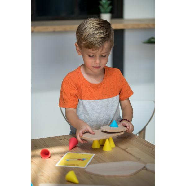 Piks Starter Set 24 Teile | Holzspielzeug für Kinder bei Das bunte Chamäleon in Bamberg und online