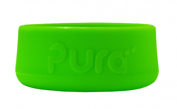 Purakiki Bumper Bodenschutz aus Silikon | Bumper für Purakiki Trinkflaschen aus Edelstahl