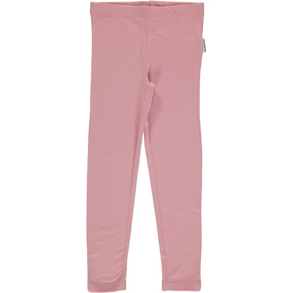 Leggings dusty pink von Maxomorra; Kinderkleidung von Maxomorra online