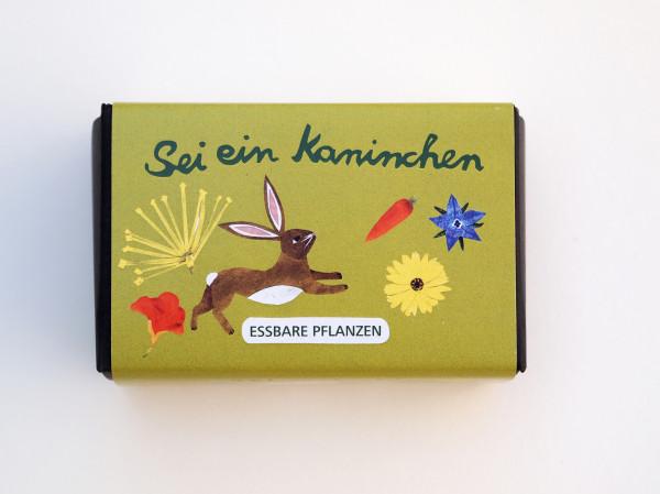 """Studiolaube Blumenkugeln """"Sei ein Kaninchen""""   Nachhaltige Geschenke bei Das bunte Chamäleon in Bamberg und online"""