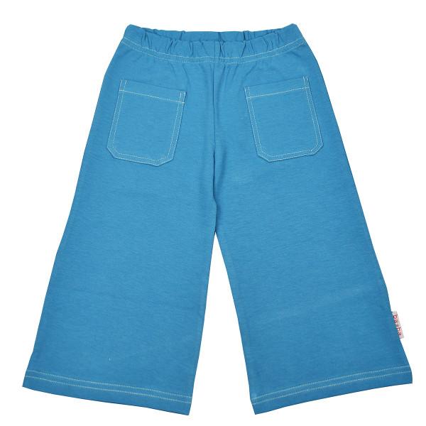 Baba Kidswear Culotte, Blau   Bio-Kinderkleidung von Baba Kidswear bei Das bunte Chamäleon in Bamberg und online
