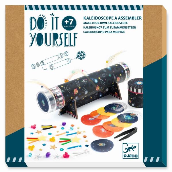 Djeco do it yourself Kaleidoskop | Basteln für Kinder bei Das bunte Chamäleon in Bamberg und online