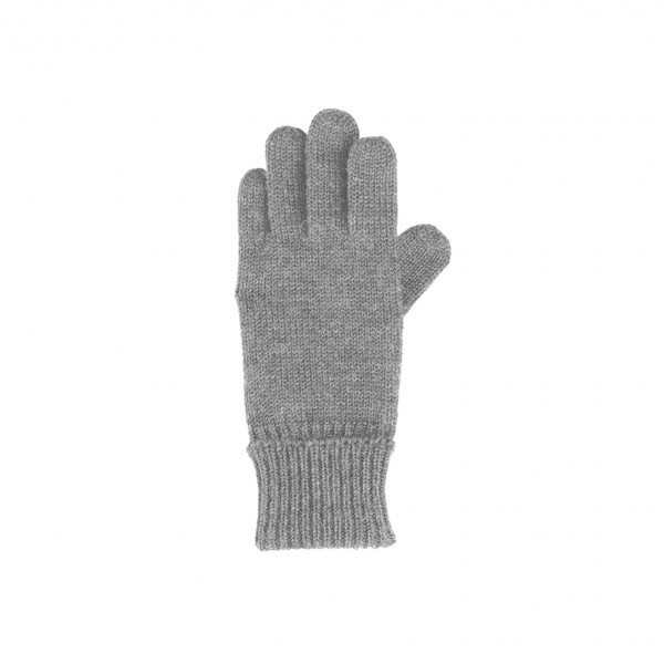 Pure Pure Kinder Strick-Handschuhe Grau | Kinderhandschuhe aus Wolle bei Das bunte Chamäleon in Bamberg und online kaufen