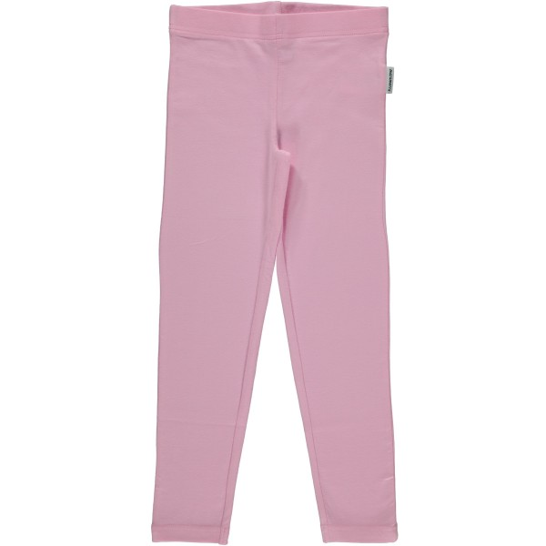 Leggings von Maxomorra light pink; Bio-Kindermode aus Schweden