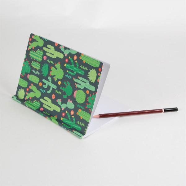 Notizbuch A5, Kaktus