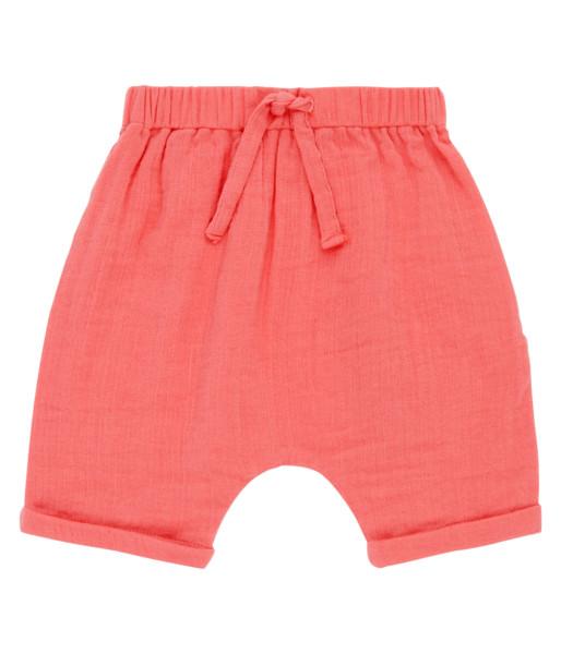 Sense Organics Baby-Shorts Charlie, Rosa | Bio-Kinderkleidung bei Das bunte Chamäleon in Bamberg und online
