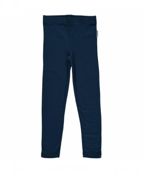 Maxomorra Leggings, dark blue - Onlineshop für skandinavische Kinderkleidung