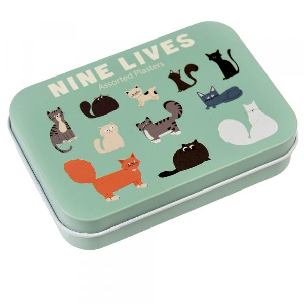 Rex London Pflasterdose Katzen | Fantastische Kindersachenbei Das bunte Chamäleon in Bamberg und online kaufen