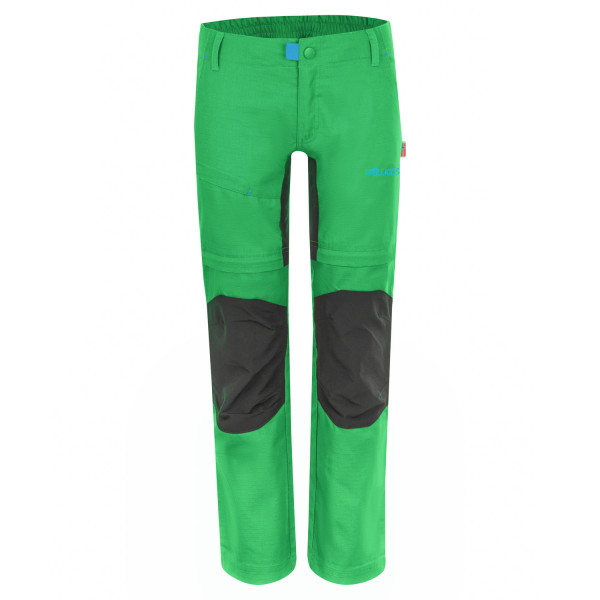 Trekkinghose / Abzipphose / Robusthose Arendal Pants, Grün