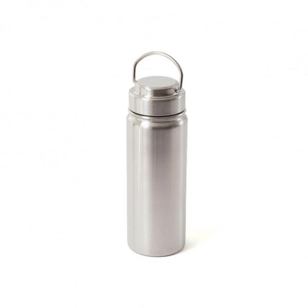Eco Brotbox isolierte Trinkflasche YIN aus Edelstahl, 500 ml | Edelstahltrinkflaschen bei Das bunte Chamäleon in bamberg und online kaufen