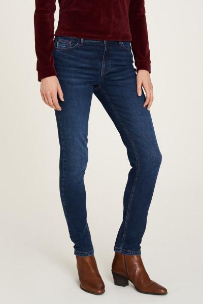 Tranquillo Damen skinny Jeans, winter indigo   Ökologische Jeans für Damen bei Das bunte Chamäleon in Bamberg und online