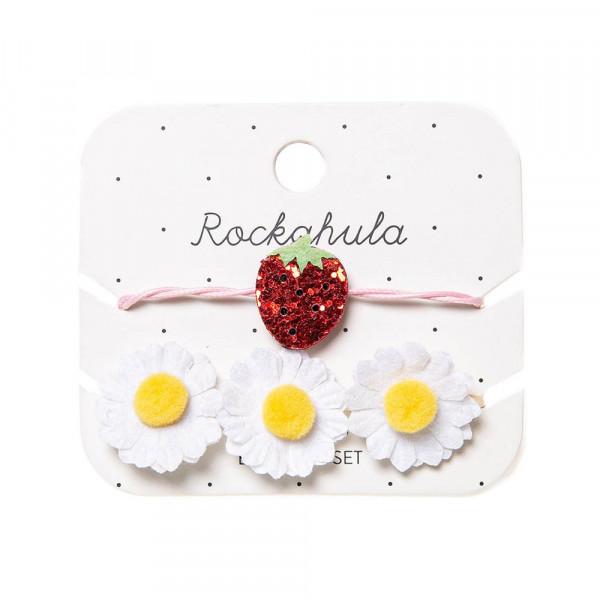 Rockahula Kids Armkettchen Erdbeere | Kinderschmuck bei Das bunte Chamäleon in Bamberg und online