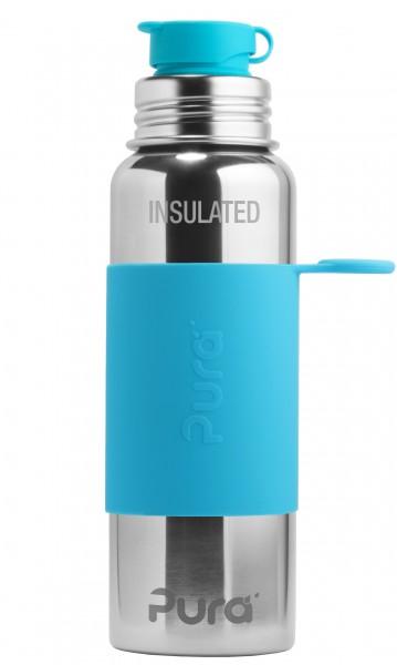 Pura isolierte Sportflasche | Edelstahlflaschen von Pura online