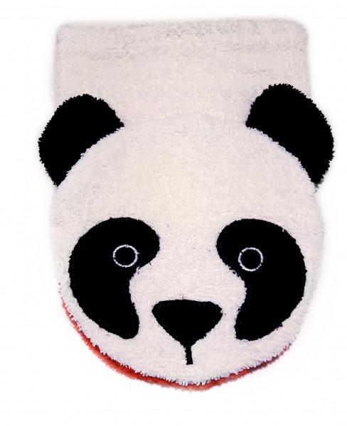 Fürnis Waschlappen Panda | Kindersachen bei Das bunte Chamäleon in Bamberg und online