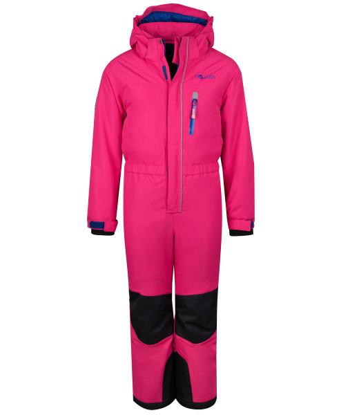 Trollkids Schneeanzug Isfjord magenta | Kinder-Outdoorkleidung bei Das bunte Chamäleon in Bamberg und online