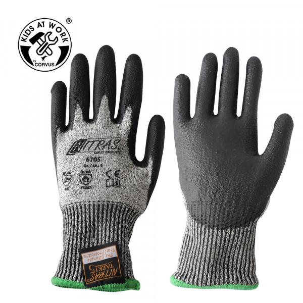 Corvus Schnitthemmende Handschuhe | Alles zum Schnitzen für Kinder bei Das bunte Chamäleon in Bamberg und online