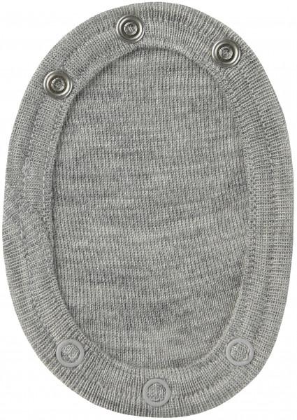 Engel Natur Body-Verlängerung 3er Pack Wolle/Seide, Grau | Wollkleidung von Engel Natur bei Das bunte Chamäleon in Bamberg und online