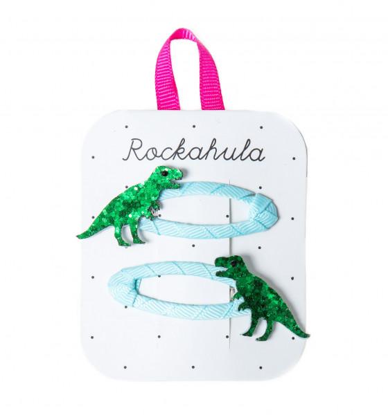 Rockahula Kids Haarklammern Dino | Kinderhaarschmuck bei Das bunte Chamäleon in Bamberg und online