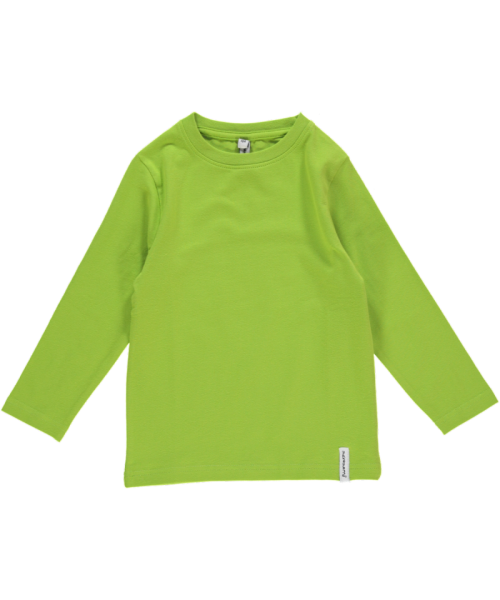 Maxomorra Langarmshirt, bright green