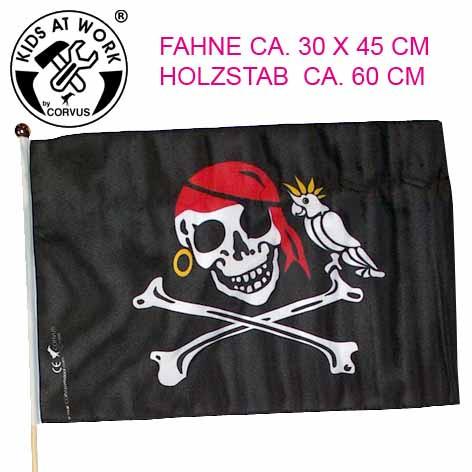 Corvus Piratenflagge   Werkzeug für Kinder bei Das bunte Chamäleon in Bamberg und online