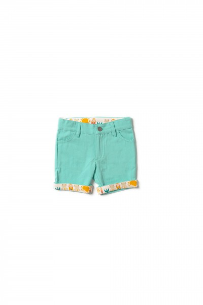 Shorts von Little Green Radicals | englische kindermode