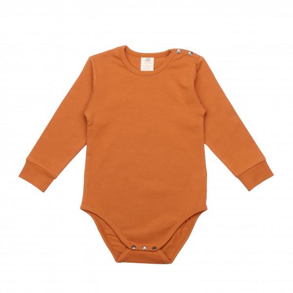 Walkiddy Baby-Body Caramel   Bio-Kindermode von Walkiddy bei Das bunte Chamäleon