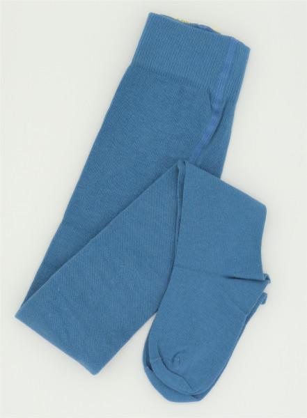 Grödo Kinderstrumpfhose blau | Kinderstrumpfhosen aus Bio-Baumwolle bei Das bunte Chamäleon in Bamberg und online